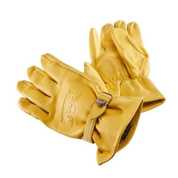 """ROKKER Gloves - """"California Light"""" - yellow"""