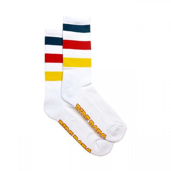 ROEG Rider Socks White