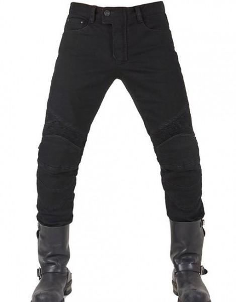 """uglyBROS Jeans - """"Featherbed-K"""" - Kevlar, black"""