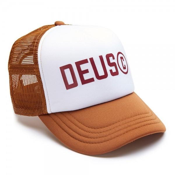 "DEUS EX MACHINA Hat - ""Cooper Trucker"" - tan"