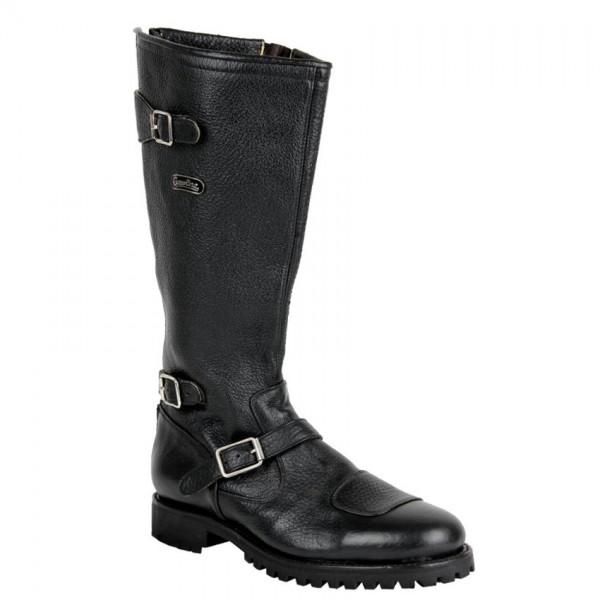 "GASOLINA Boots - ""Ton Up"" - black"