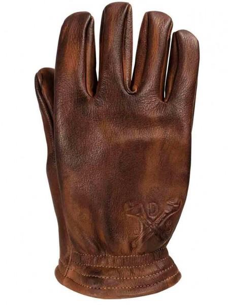 """JOHN DOE Gloves - """"Freewheeler"""" - brown"""