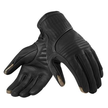 "REV'IT Women's Gloves - ""Antibes"" - black"