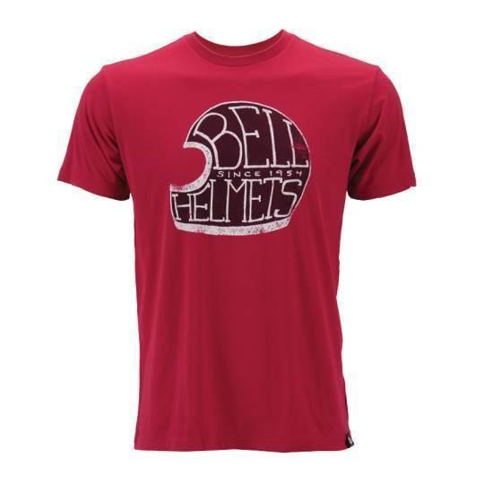 """BELL T-Shirt - """"Star Cardinal"""" - red"""