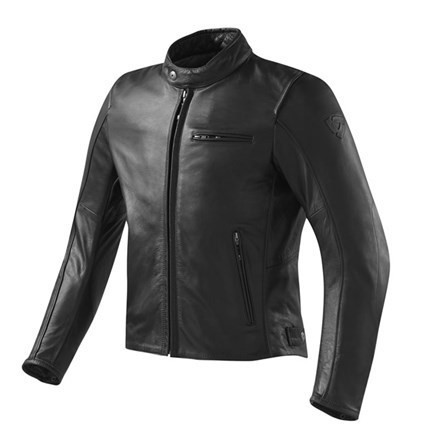 "REV'IT Jacket - ""Flatbush Vintage"" - black"
