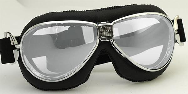 """NANNINI - """"TT"""" - chrome, black & silver mirror"""