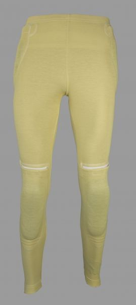 "SGS Abra-Guard Baselayer - ""Long Johns Touring Slim"" - yellow"