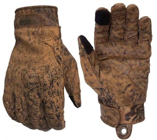 """ESKA Gloves - """"Ferry"""" - antique brown"""