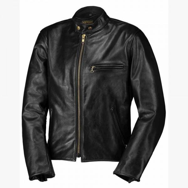 """VANSON Jacket - """"AR3"""" - black"""