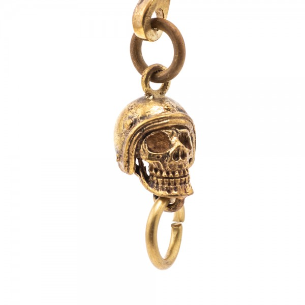 """SEVENTIES Keychain - """"Death or Glory"""""""