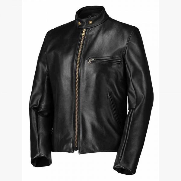 "VANSON Jacket - ""Model B"" - black"