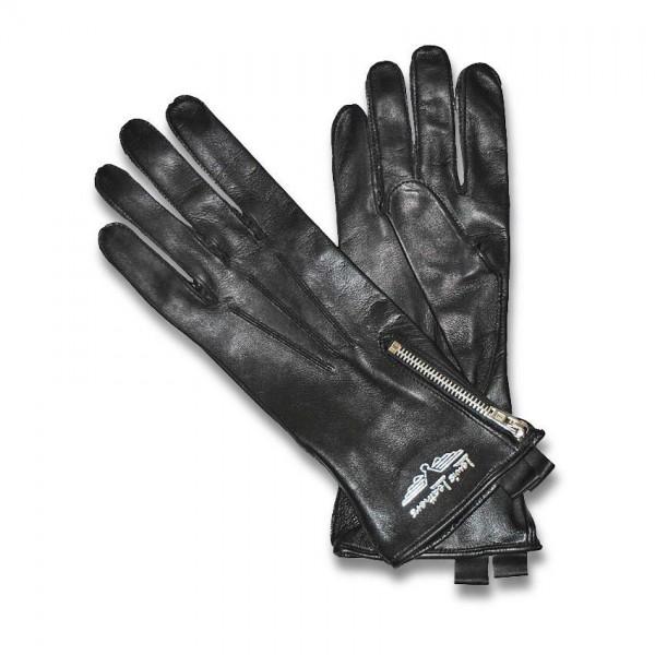 "LEWIS LEATHERS Gloves - ""806 Racing"" - black"