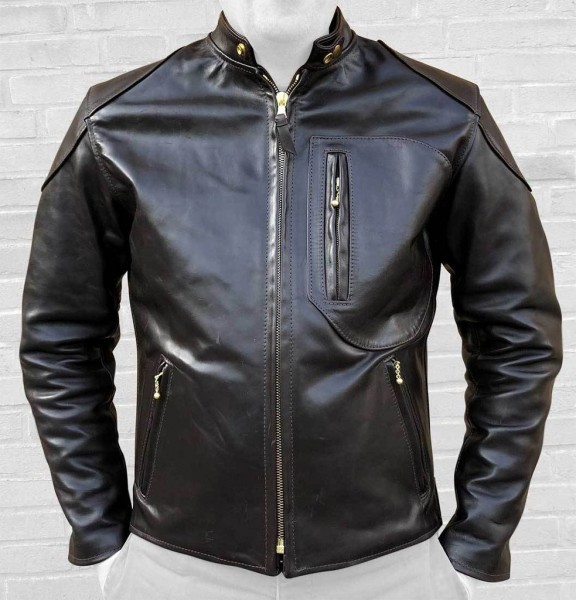 "SIMMONS BILT Jacket - ""Prototype CR"" - brown"