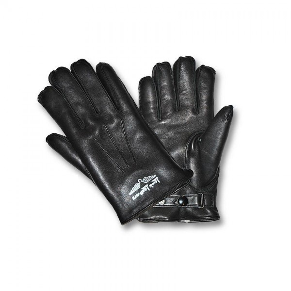 """LEWIS LEATHERS Gloves - """"810 Lined"""" - black"""