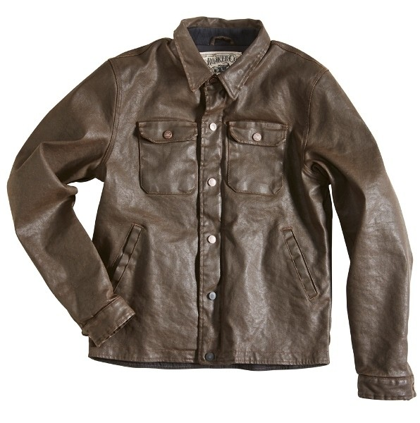 "ROKKER Jacket - ""Rokkertech Jacket"" - brown"