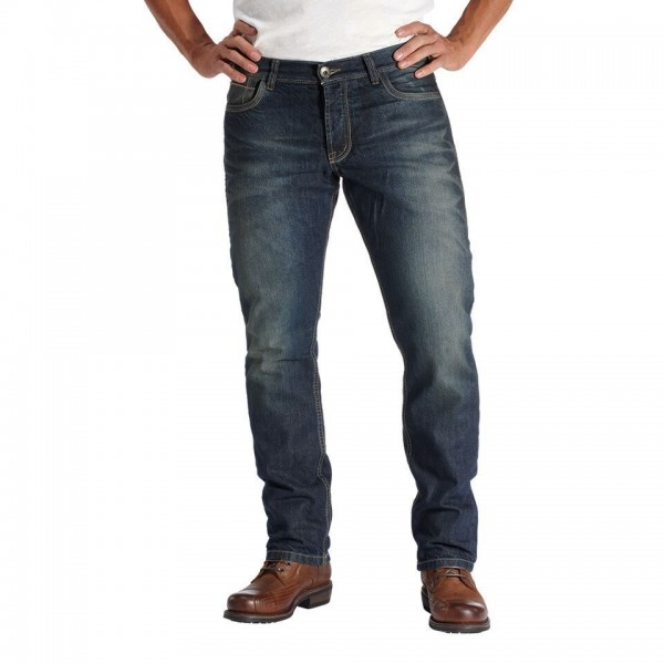 """ROKKER Jeans - """"Red Selvage"""" - men's motorcycle jeans"""