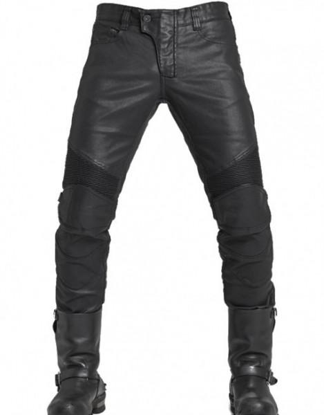 """uglyBROS Jeans - """"Triton"""" - black coated"""