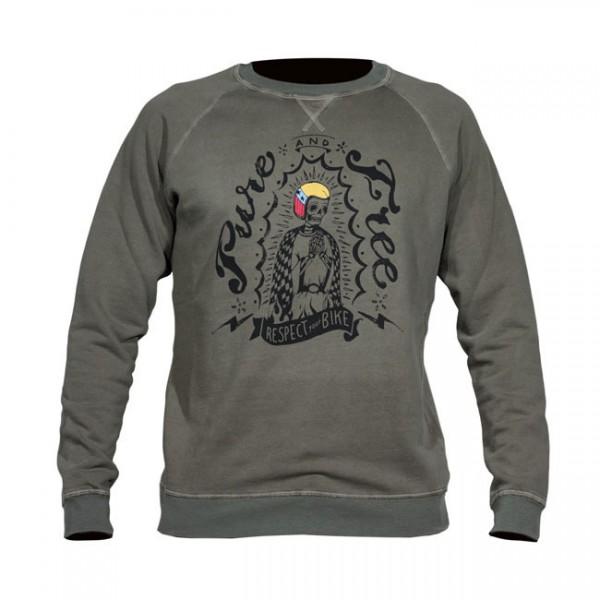 "DMD Sweatshirt - ""Pure"" - military-green"