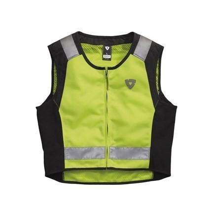 """REV'IT Reflective Vest - """"Athos Air Vest"""" - flo yellow"""