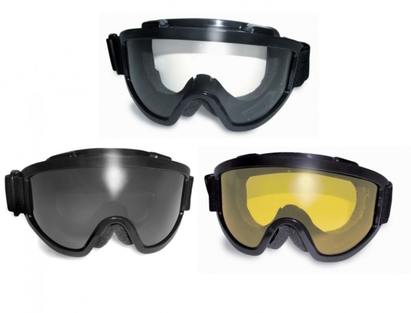 """GLOBAL VISION - """"Wind Shield A/F"""" - goggles"""