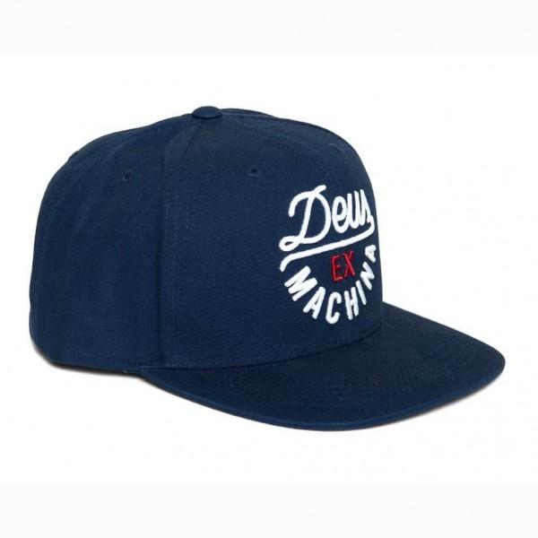 "DEUS EX MACHINA Hat - ""Adam"" - navy"