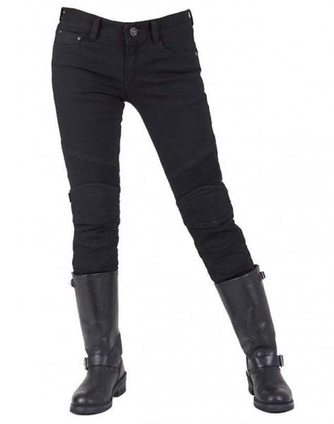 """uglyBROS Women's Jeans - """"Twiggy-K"""" - black"""