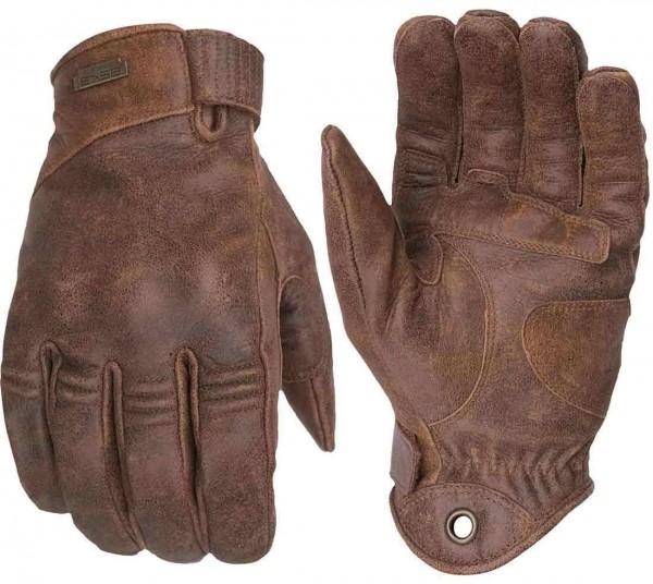 """ESKA Gloves - """"Silky Prime"""" - brown"""