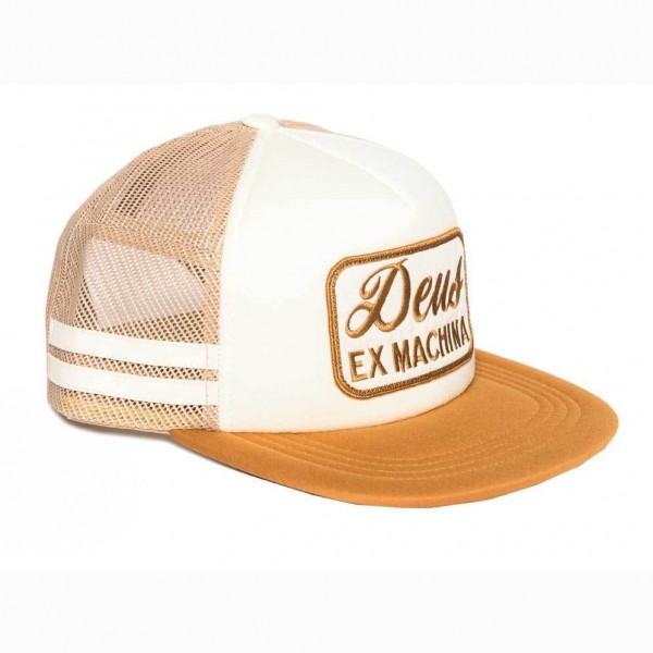 "DEUS EX MACHINA Hat - ""Bandit"" - tan"