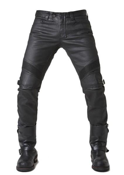 "uglyBROS Jeans - ""Johnny"" - black coated"
