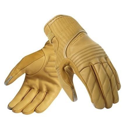 """REV'IT Gloves - """"Abbey Road"""" - ocher"""