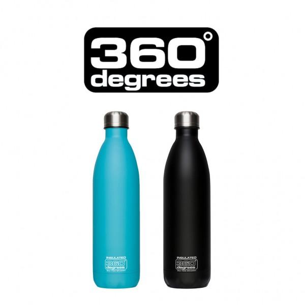 """360 DEGREES Bottle - """"Soda Insulated"""" - 750ml"""