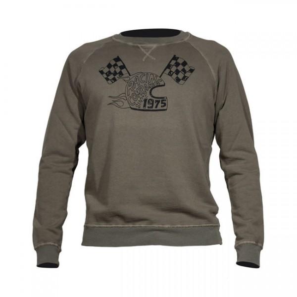 "DMD Sweatshirt - ""1975"" - military-green"