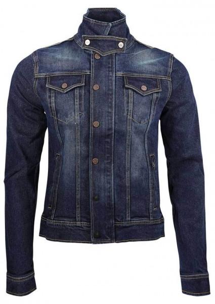 "ROKKER Jacket - ""Rokkertech Denim Jacket"" - blue"