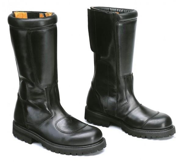 """KOCHMANN Motorcycle Boots - """"Turbo"""" - black"""