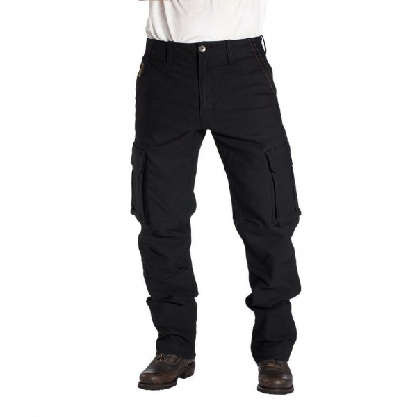 """ROKKER Cargo Pants - """"Black Jack"""" - black"""