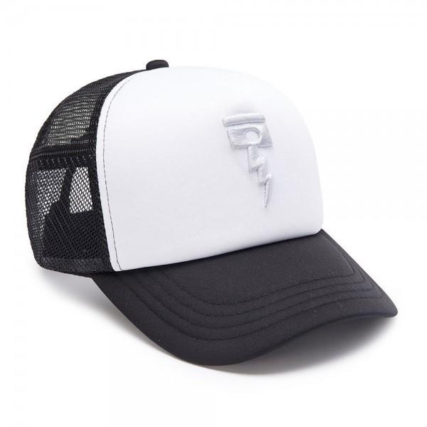 """DEUS EX MACHINA Hat - """"November"""" - black & white"""