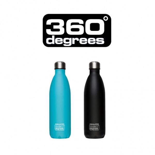 """360 DEGREES Bottle - """"Soda Insulated"""" - 550ml"""