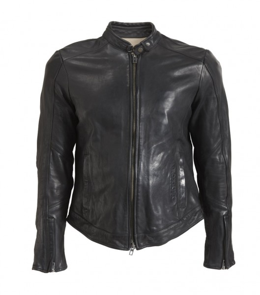 "ROKKER Jacket - ""Street Leather Jacket"" - black"