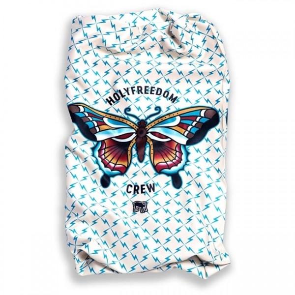 "HOLY FREEDOM Superior Stretch Bandana - ""Butterfly"""