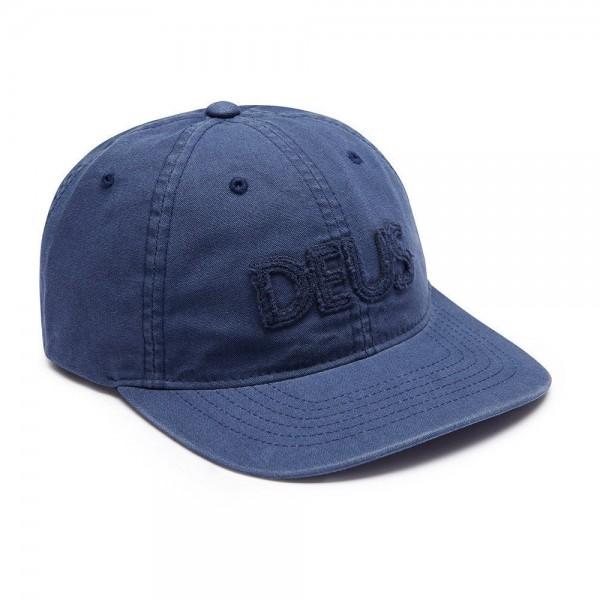 """DEUS EX MACHINA Hat - """"Reader"""" - navy"""