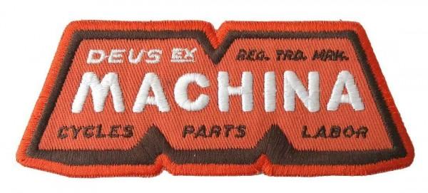 """DEUS EX MACHINA Patch - """"Orange M"""""""