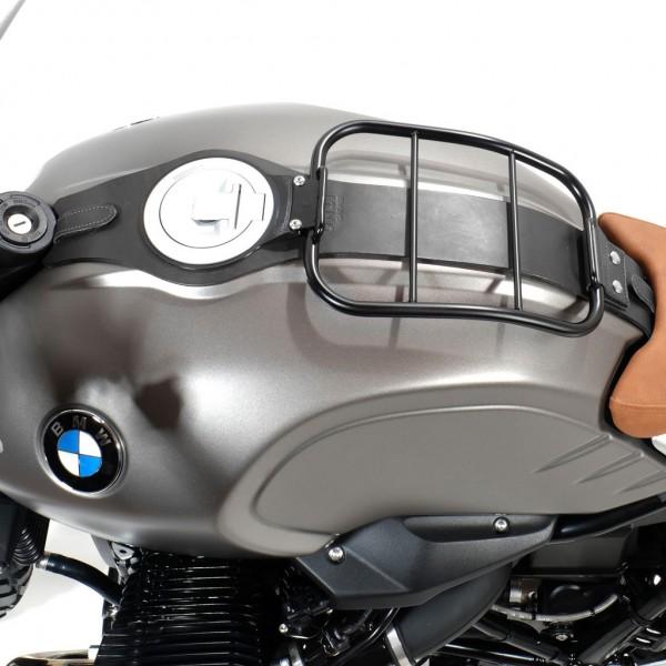 "UNITGARAGE - ""Tank Luggage Rack with Tank Belt"" for BMW - black"