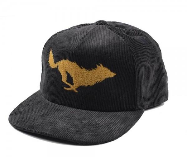 """EL SOLITARIO hat - """"Alpha Wolf"""" - blue"""