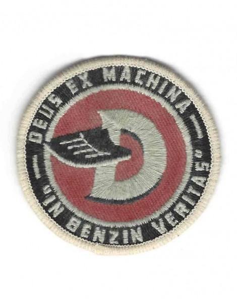 """DEUS EX MACHINA Patch - """"In Benzin Veritas"""""""