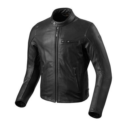 "REV'IT Jacket - ""Flatbush Air Vintage"" - black"